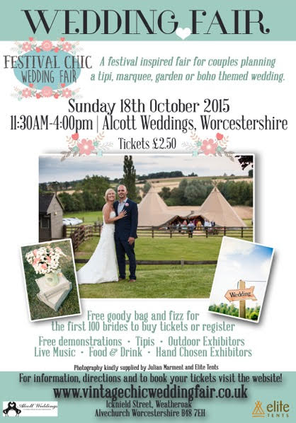 Festival Chic Wedding Fair