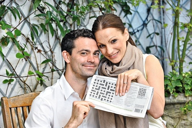 Mathew-Dick-proposed-to-girlfriend-Delyth-Hughes-in-The-Times-Crossword-puzzle