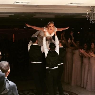 Bride's first dance #firstdance
