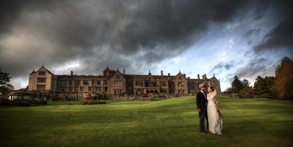 12 Castle Wedding Venues - Bovey Castle - English Wedding