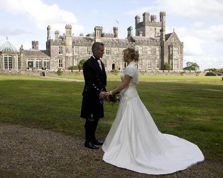 12 Castle Wedding Venues - Crom Castle - West Wing, Crom Castle