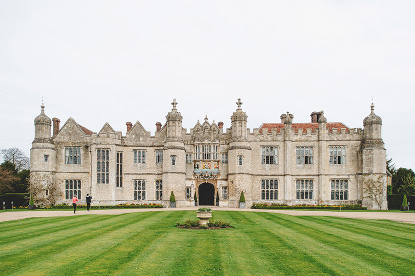 12 Spectacular UK Castles And Palaces You Can Get Married In