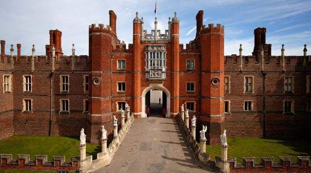 Hampton Court Palace Richmond London Wedding Venue Reception Venue