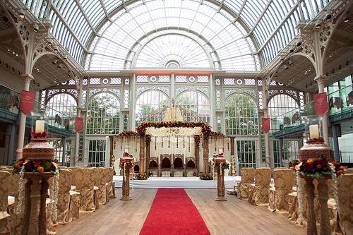 Royal Opera House Paul Hamlyn Bar Wedding Venue Reception Venue