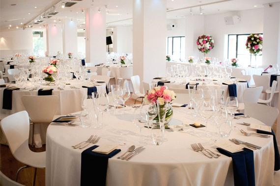 The OXO Tower OXO2 Wedding Venue Reception Venue