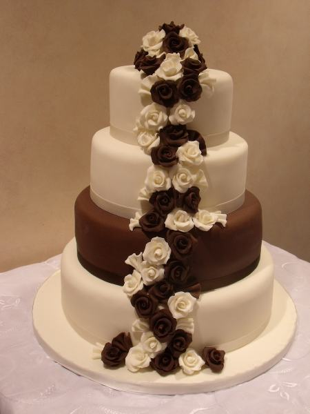 Cake Designs By Jackie Brown : 10 chocolatey ideas for a cocoa-crazed couple Easy ...