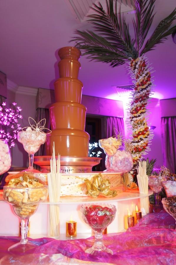 Image Sandeep and Reshmi Bansal Wedding via Boozy Frutiy Chocolaty Affair