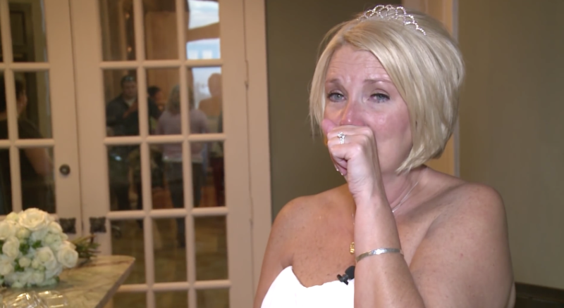 Kevin Taylor Bride Wedding RSD Disabled
