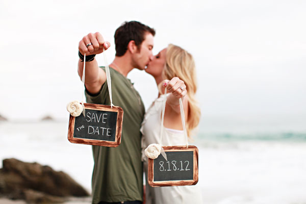 Save the date! Image: Brittany Janelle Photography