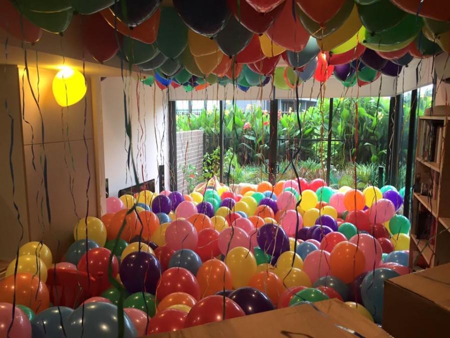 Surprise Ballon Proposal